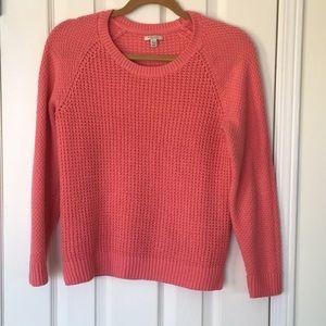 Peachy pink Sonoma Sweater